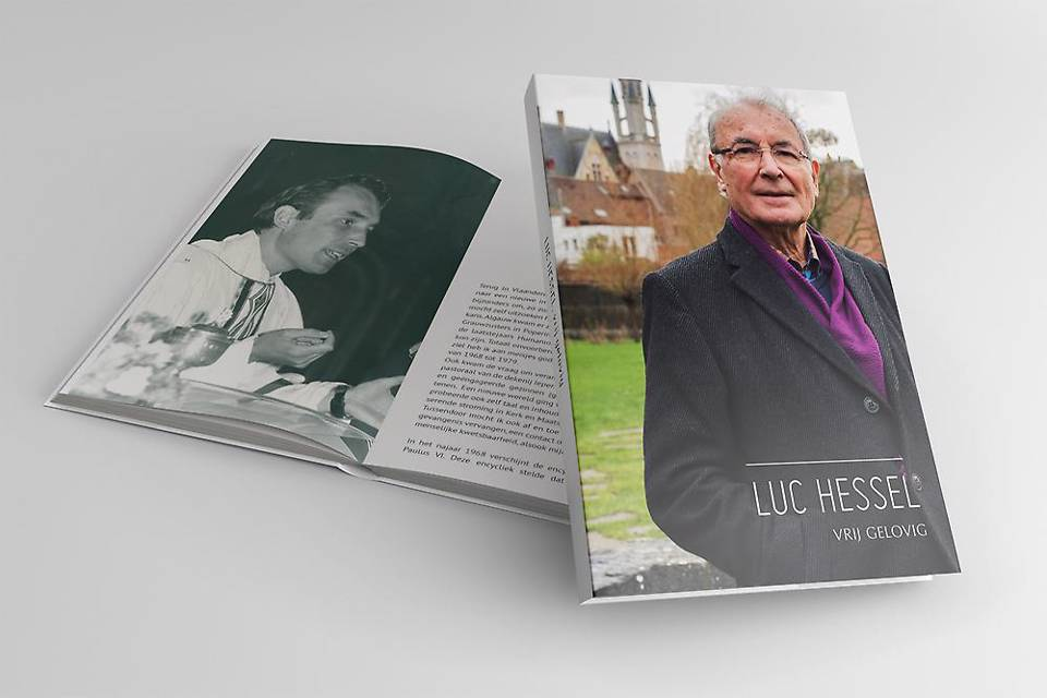 Luc Hessel. Vrij gelovig